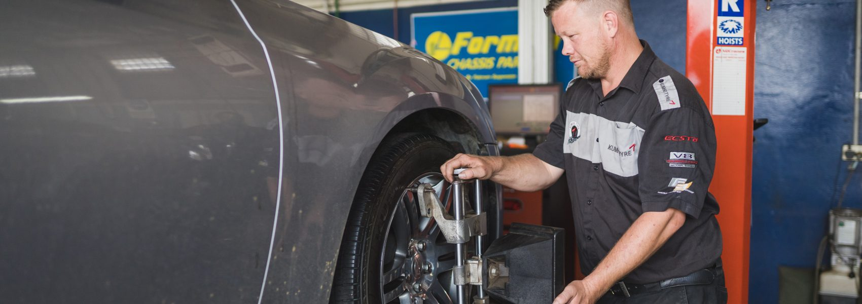Tyre Fitting & Alignment Rockhampton